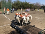 少年野球連盟春季大会